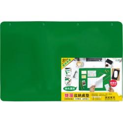 課桌用 特大雙層桌墊/墊板 收納 60x39cm