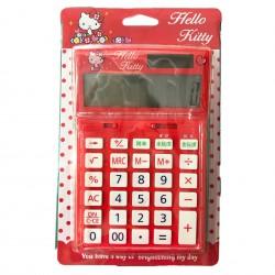 E-MORE Hello Kitty 12位加值稅專用計算機 KT800