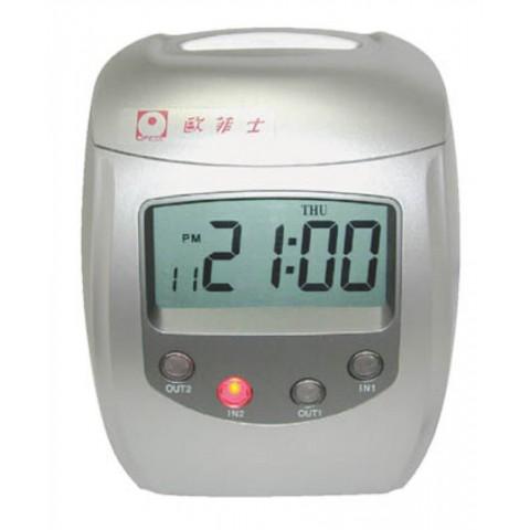 歐菲士-TR-3000 微電腦打卡鐘