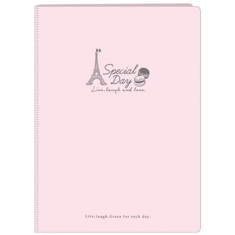 浪漫馬卡龍系列十入文件夾.資料夾.文件夾.L夾.四季紙品禮品 RB9224