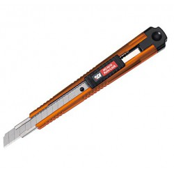 SDI手牌 0416D-T 透明小美工刀