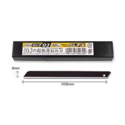 OLFA超長超銳利刀片BBLG50K 50入/盒