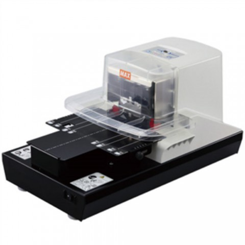 美克司MAX桌上型電動釘書機EH-110F/110張