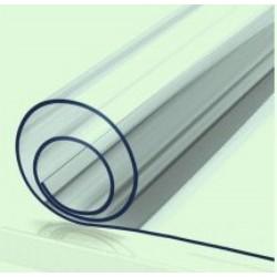 透明軟墊板/桌墊 - 顏色:純白透明 客製化尺寸 厚約1.6mm (備貨日約3天)