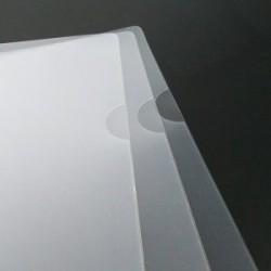 L型E310文件夾/L夾/A4/白色透明 1200入 台製