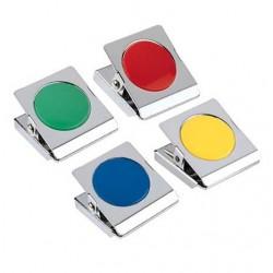 COX三燕 彩色磁夾 MS-500
