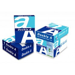 Double A-多功能影印紙A4 80G (5包/箱) 免運