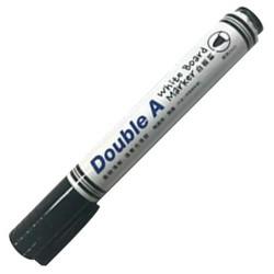 Double A 圓頭 粗 2mm 無毒無臭 白板筆