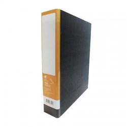 同春Ton Chung環保PP合成紙二孔管夾/PF370-2/A4/黑