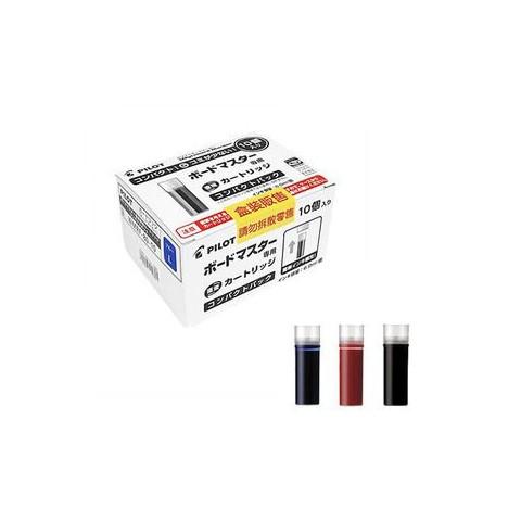 百樂 PILOT 白板筆補充卡水 WMRF-80-10 量販包10入/盒