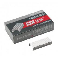 SDI手牌 1200B 釘書針(10號) 20盒裝