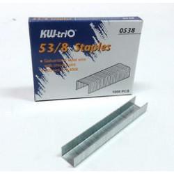 KW-triO 訂書針 0538 20小盒裝