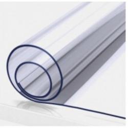 透明軟墊板/桌墊 - 顏色:純白透明 厚約1.3mm 寬 : 40 長 : 140cm