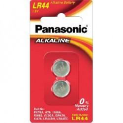 國際牌 鈕扣型鹼性電池 LR-44/2BE