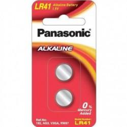 國際牌 鈕扣型鹼性電池 LR-41/2B