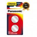 國際牌 鈕扣電池2入 CR-2032TW/2B