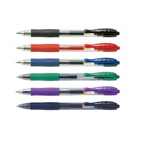 百樂 G2自動鋼珠筆 0.38/ 0.5/ 0.7/1.0mm