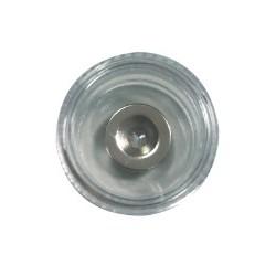 南冠 圓形帶孔超強力磁鐵 20x3mm K05365