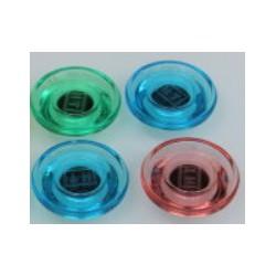 磁性玻璃白板專用強力磁鐵 顏色隨機