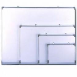 金益山 3x4 磁白板/ 90x120cm (含折疊筆槽)+劃線電腦割字 客製品