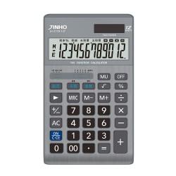 JINHO京禾 JH-2778-12T 12位元稅率計算機 金屬面板