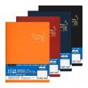 四季紙品禮品 2022年16K日誌 一天一頁 工商日誌 效率手冊 手帳 YD2216